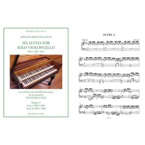 Six Suites for Cello transcribed for Keyboard: 1