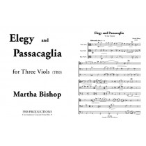 Elegy and Passacaglia (TBB)