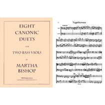 Eight Canonic Duets (BB: 2 playing scores)