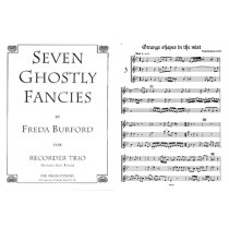 Seven Ghostly Fancies (SAT; playing score)
