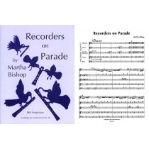Recorders on Parade (5 recs: SA; A&N; TB)