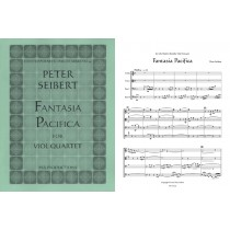 Fantasia Pacifica (tTBB), score & parts