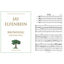 Browning for Four Viols