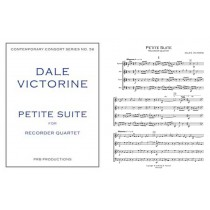 Petite Suite for Recorder Quartet (Score & Parts)