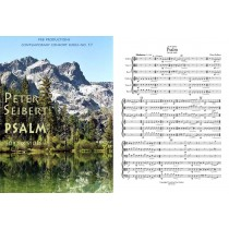Psalm, for Six Viols (ttTTBB): Score & Parts
