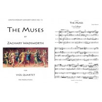 The Muses: for Viol Quartet (tr, Te, B, B)