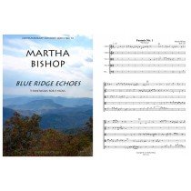 Blue Ridge Echoes: 5 Fantasias for 5 Viols