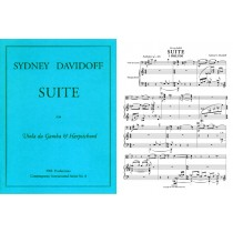 Suite for Bass Viol and Harpsichord