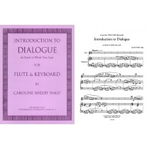 Introduction to Dialogue (flute, hpschd)
