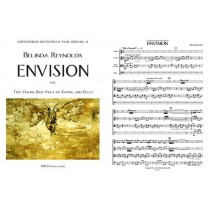 Envision, for 2 violins, bass viol, and cello