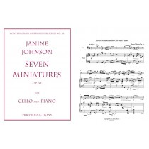 Seven Miniatures for Cello and Piano