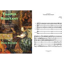 Tamper Resistant, for Baroque Chamber Group