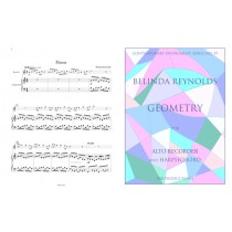 Geometry: 2 pieces for Alto Recorder & Harpsichord
