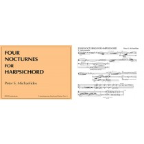 Four Nocturnes for Harpsichord