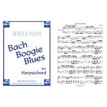 Bach Boogie Blues, harpsichord edition:
