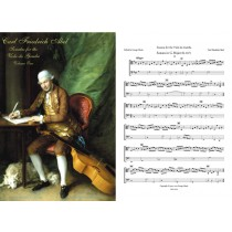 Sonatas for the Viola da Gamba, Vol. I