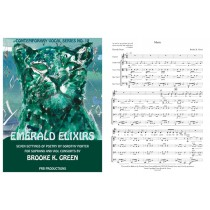 Emerald Elixirs: Soprano and Viol Consorts: Sc&Pts