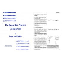 The Recorder Player's Companion