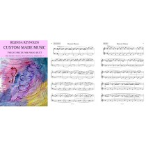 Custom Made Music: 12 Pieces for Piano Duet