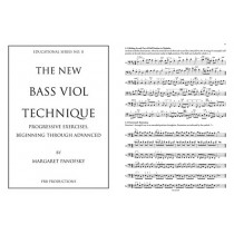 The New Bass Viol Technique