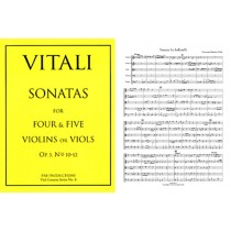 3 Sonatas (2 for ttTB; 1 for ttTTB), organ