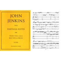 Two Fantasia-Suites (t or vln, B), organ continuo