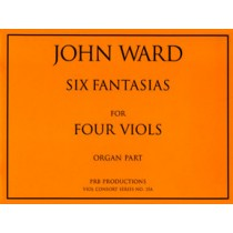 "Six ""Oxford"" Fantasias, Organ Part"