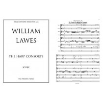 The Harp Consorts, Score and Parts