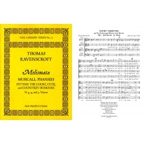 Melismata:  Musical Phansies, Score & Parts
