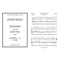 Lessons for the Base-Viol, Vol. I