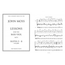 Lessons for the Base-Viol, Vol. II